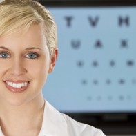 """opticien, ophtalmologiste, orthoptiste"""