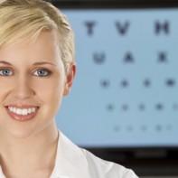 """opticien, ophtalmologiste, orthoptiste"""