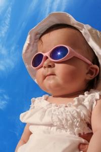 Protection des yeux des enfants contre les uv