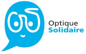 Logo de l'Association Optique Solidaire