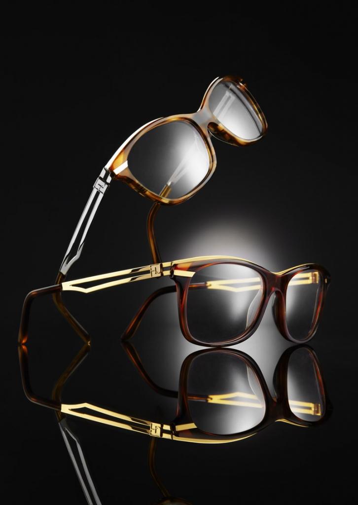 modèle de lunette Paradise de la marque henry julien