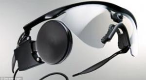 lunette pour aveugle leur permettant de lire