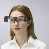lunettes pour malvoyant