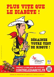 affiche prévention contre le diabéte