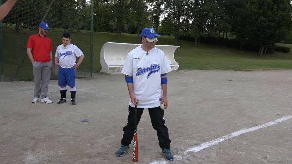 bop baseball malvoyant