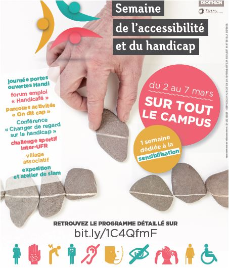 semain accessibilité handicap