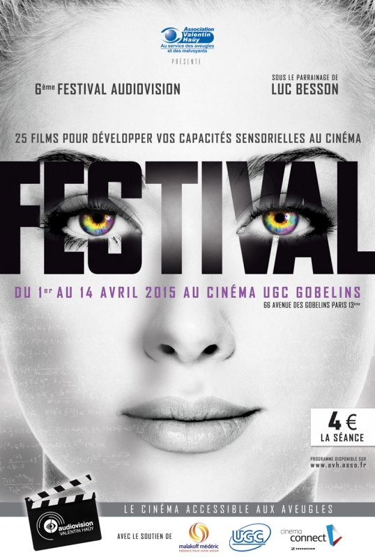 asociation valentin hauy festival cinéma
