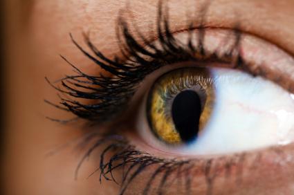 Colobome irien : anomalie de l'iris