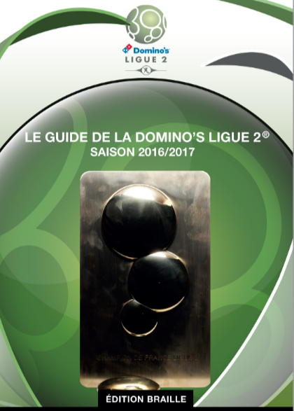 Domino's ligue 2 foot 2016 2017