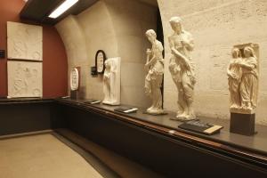 musée Louvre aveugles malvoyants