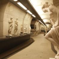 musée du Louvre visite aveugles