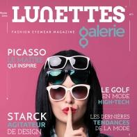 Lunettes Galerie magazine