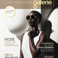couverture magazine lunettes galerie n°5