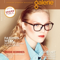 couverture magazine lunettes galerie n°7